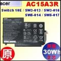 原廠 AP15A3R【 Switch 10e = 30Wh】AcerSwitch10E SW3-013 SW3-016 SW5-014 電池【3芯】
