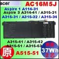 原廠 AP16M5J【 A315-41= 37Wh】Acer A114-31 A315-31 A315-41 A315-51 電池【2芯】