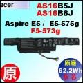 原廠 AS16B5J【 Aspire E5-575g = 61.3Wh】Acer aspire E15, E5-575g 電池【6芯】