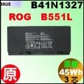 原廠 B41N1327【 B551L = 45Wh】 Asus ROG B551L B551LA B551LG 電池【4芯】