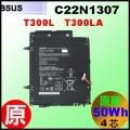 原廠 C22N1307【 C22N1307 = 50Wh】 Asus TransformerBook T300LA  電池【4芯】