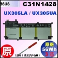原廠 C31N1428【 UX305UA = 56Wh】 Asus UX305LA / UX305UA  電池【3芯】