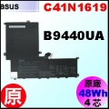 原廠 C41N1619【B9440UA = 48Wh】 Asus PRO B9440UA 電池【4芯】