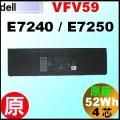 原廠 VFV59【E7240= 52Wh】Dell Latitude E7240 E7250電池【4芯】