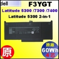 原廠 MXV9V【 Latitude L5300 = 60Wh】Dell Latitude 5300 7300 7400電池【4芯】