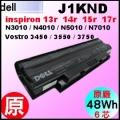 原廠 【J1KND = 48Wh】Dell Inspiron 13R 14R 15R 17R  N3010 N4010 N5010 N7010 電池