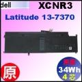原廠 XCNR3【Latidue13 7370 = 34Wh】Dell Latitude13-7370 電池【4芯】