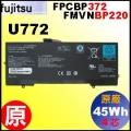 原廠【 FPCBP372= 45Wh】Fujitsu LifeBook U772 電池