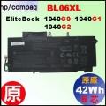 原廠 BL06XL【 1040G1 = 42Wh 】HP Elitebook 1040G0 1040G1 1040G2 電池