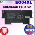 原廠EO04XL【Folio g1 = 38Wh 】HP Elitebook filioG1  電池