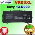 原廠 VR03XL【 Envy13-d = 45Wh 】HP Envy 13-dxxx 電池