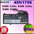 原廠【E450  = 47Wh】Lenovo thinkPad E450 E455 E460 電池
