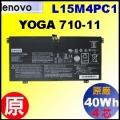 原廠 L15M4PC1【YOGA 710-11 = 40Wh】Lenovo  YOGA710-11電池