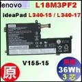 L18M3PF2【ideapad L340-15 = 36Wh】Lenovoideapad L340-15 L340-17電池